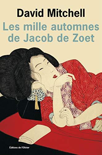 9782879297613: Les mille automnes de Jacob de Zoet