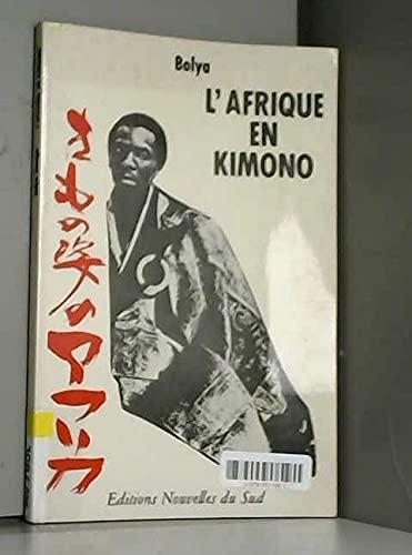 9782879310060: L'Afrique en kimono: Repense le développement
