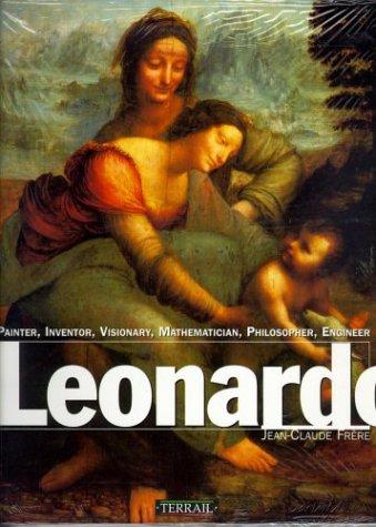 9782879390369: Leonardo: Painter, Inventor, Visionary, Mathematician, Philosopher, Engineer