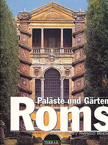 9782879390451: Palais jardins de rome -allemand- (Villes d'art)