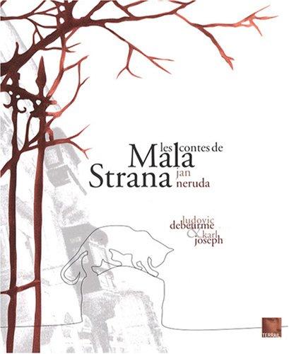 9782879393407: Les contes de Mala Strana