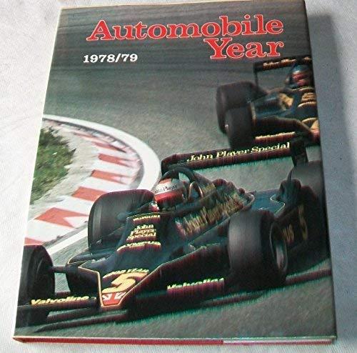 9782880010676: Automobile Year No. 26 1978/1979