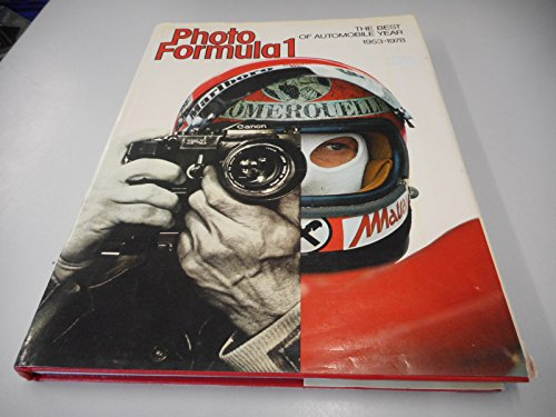 9782880010737: Photo Formula 1 ~ The Best of Automobile Year 1953-1978