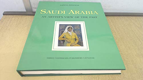 9782880010768: Saudi Arabia: An Artist's View of the Past