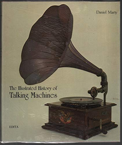 Illustrated History of Phonographs: Marty Daniel