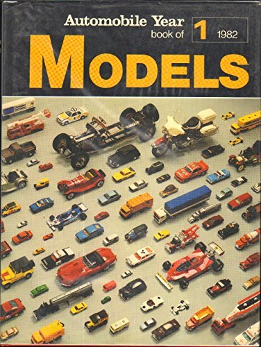 Automobile Year book of Models. No. 1-1982.