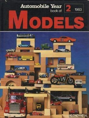 Automobile Year Book of Models 2 Edita 1983