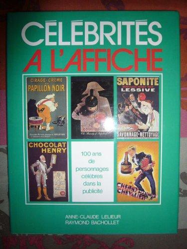 9782880012540: Célébrités à l'affiche