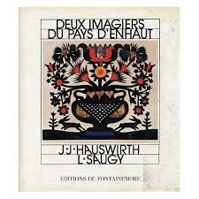 9782880040093: Deux imagiers du Pays d'Enhaut - J. J. Hauswirth, L. Saugy