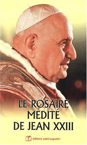 9782880111922: le rosaire medite de jean xxiii
