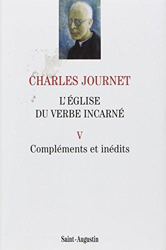 9782880113803: eglise du verbe incarne volume 5