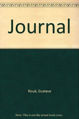9782880150792: Journal (French Edition)