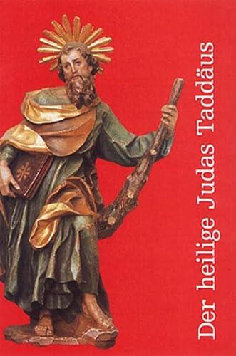 9782880228033: Winterhalter, E: Heilige Judas Taddäus