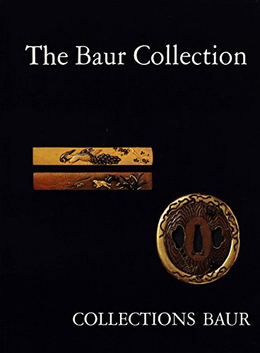9782880310035: The Baur Collection: Japanese Sword-Fittings and Associated Metalwork