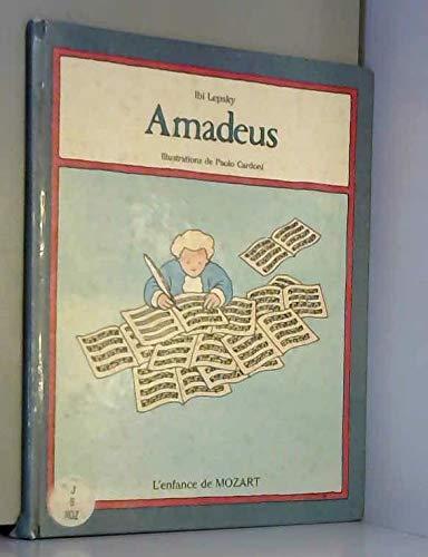 9782880400033: Amadeus