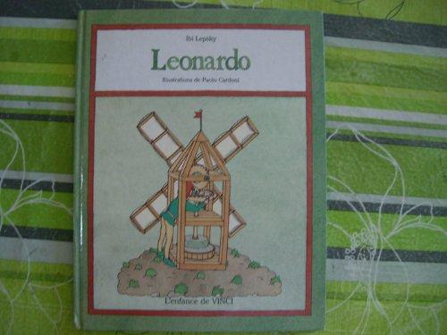 9782880400071: LEONARDO // L ENFANCE DE VINCI