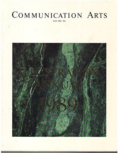 Communication Arts July 1989 Illustration Annual 1989: N.A.
