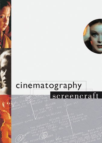9782880463564: Cinematography /Anglais (Screencraft Series)