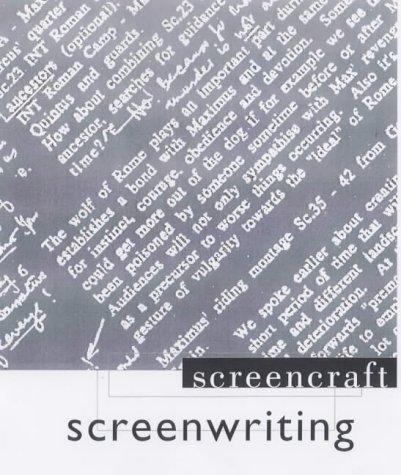 9782880463632: Screencraft Screenwriting (Screencraft Series)