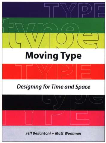 9782880463694: Moving Type: Designing for Time and Space