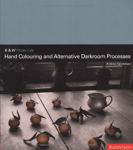 9782880465513: Hand Colouring and Alternative Darkroom Processes (B & W Photo-Lab)