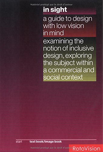 9782880466985: In Sight: Guide to Design with Low Vision in Mind