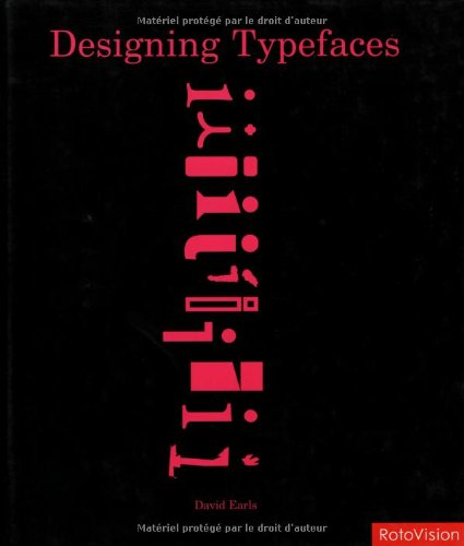 9782880466992: Designing Typefaces /Anglais