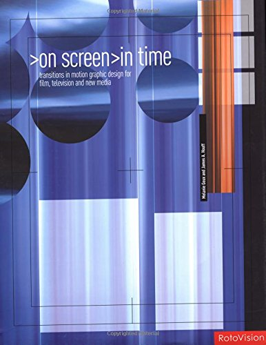 On Screen In Time: Transitions in Motion: Melanie Goux, James