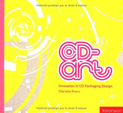 9782880467456: CD-art: Innovation in CD Packaging Design