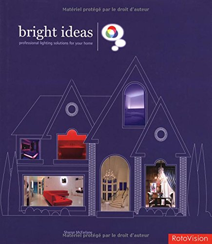 bright ideas. Professional lighting solutions for your home.