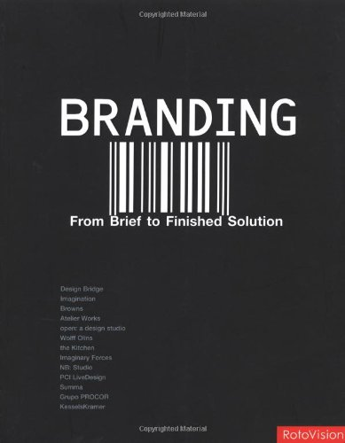 9782880468057: Branding: From Brief to Finished Solution