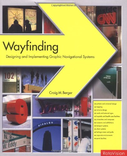 9782880468187: Wayfinding: Designing and Implementing Graphic Navigational Systems