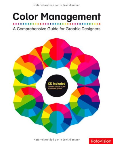 9782880468194: Color Management: A Comprehensive Guide For Graphic Designers