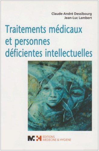 9782880492427: Traitements médicaux et personnes déficientes intellectuelles (French Edition)
