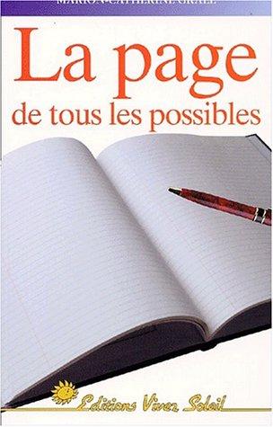 PAGE DE TOUS LES POSSIBLES -LA-: GRALL