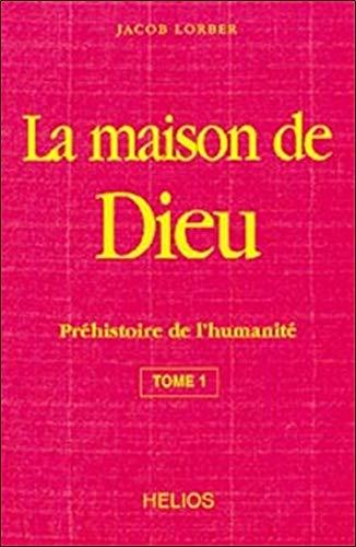 9782880630621: Maison de Dieu, tome 1