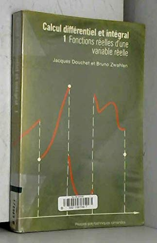 Le Calcul Differentiel Et Le Calcul Integral Abebooks