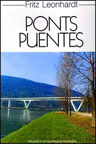 9782880740993: Ponts. Puentes (édition bilingue) (French Edition)