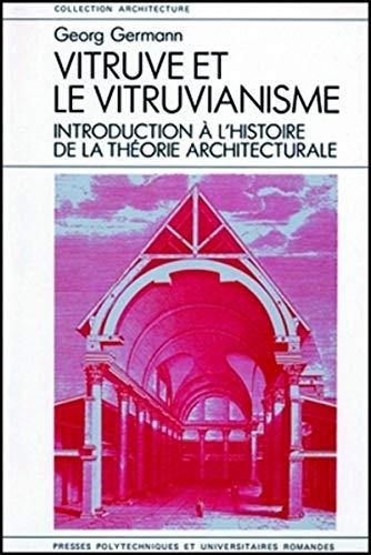 9782880742102: Vitruve et le vitruvianisme