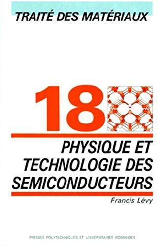 Physique et technologie (French Edition): Francis Lévy