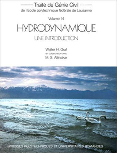 9782880742928: Hydrodynamique, volume 14 : Une introduction