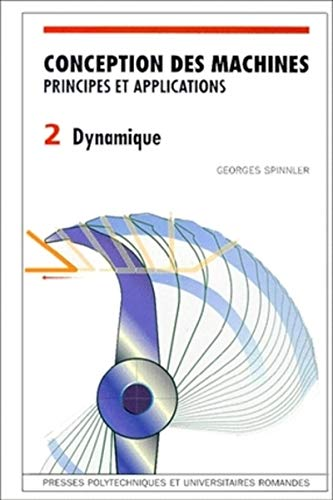 9782880743024: Conception des machines: Principes et applications