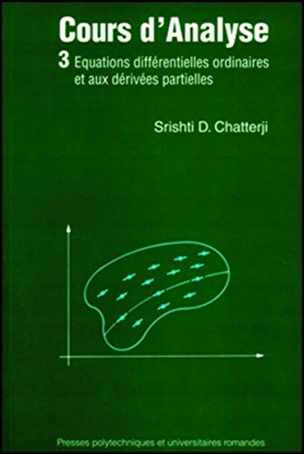 9782880743505: Cours d'analyse