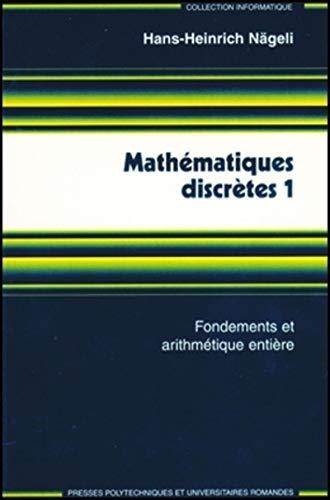 mathematiques discretes 1: Hans-Heinrich Nägeli