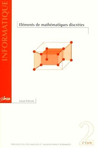 9782880744793: Eléments de mathématiques discrètes