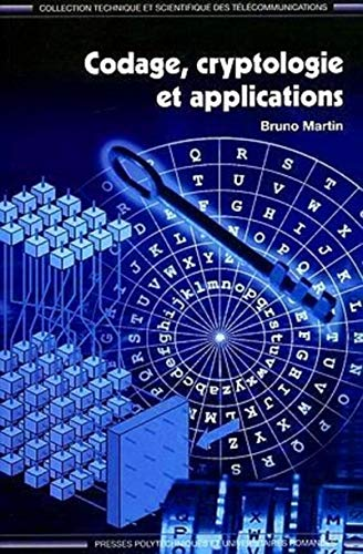 9782880745691: Codage, cryptologie et applications