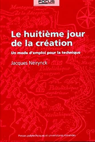 9782880746339: le huitieme jour de la creation