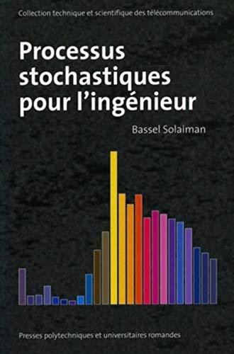 9782880746681: Processus stochastiques pour l'ingénieur