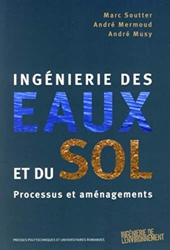 ingenierie des eaux et du sol: Marc Soutter