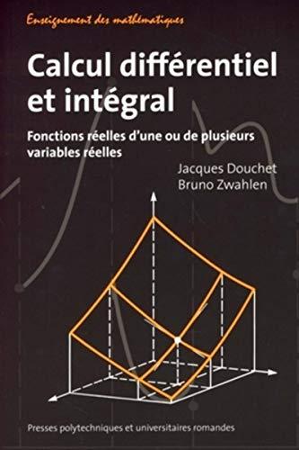 9782880747282: Calcul differentiel et integral (French Edition)